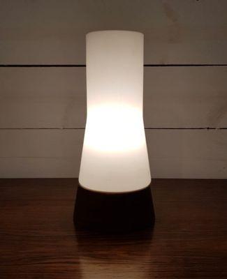 Lampe de bureau design opaline