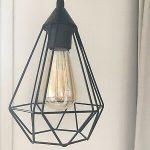 Lampe de chevet électrique