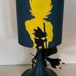 Lampe de chevet dragon