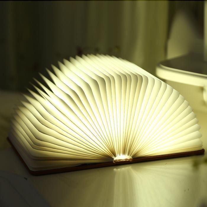 Lampe de chevet livres
