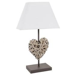 Lampe de chevet en bois maison du monde