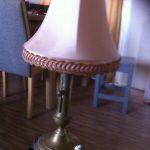 Lampe de chevet années 30