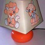 Lampe de chevet little zoo