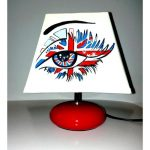 Lampe de chevet style london