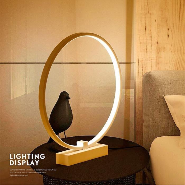 Lampe loupe design