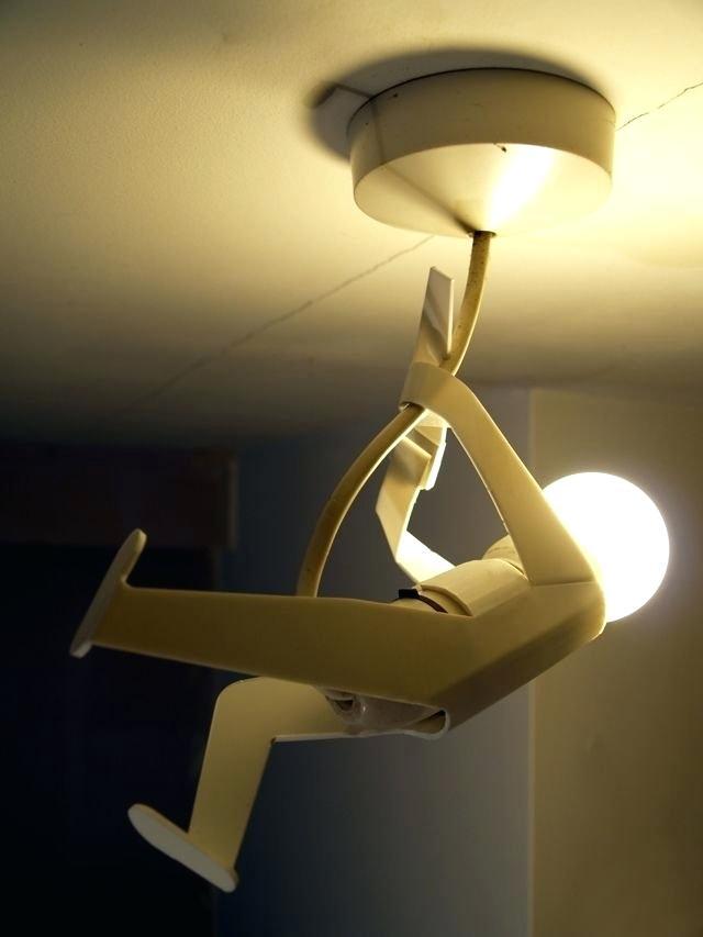 Lampe design plafond