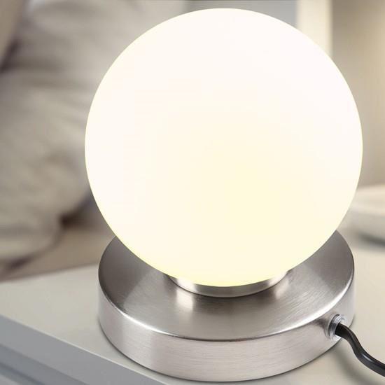 Boule lampe de chevet