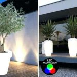 Lampe led exterieur design