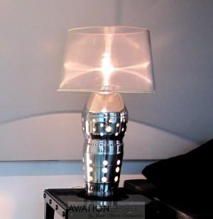 Lampe design aviation