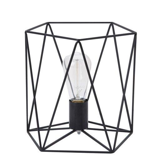 Lampe de chevet en métal