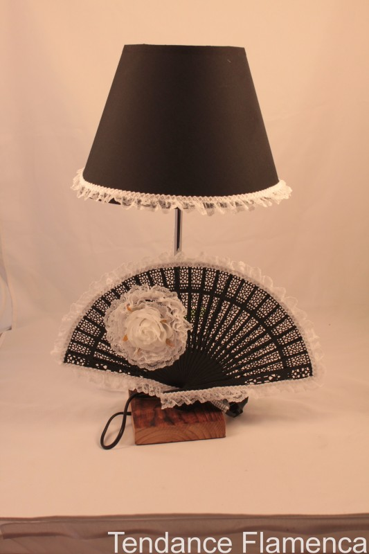 Lampe design flamenca