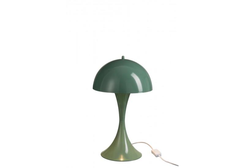 Lampe design forme champignon