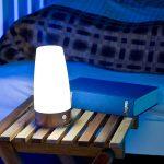 Lampe de chevet avec détecteur de mouvement