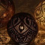 Lampe de chevet tamisée