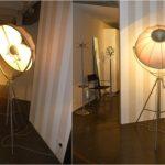 Lampadaire salon photographie