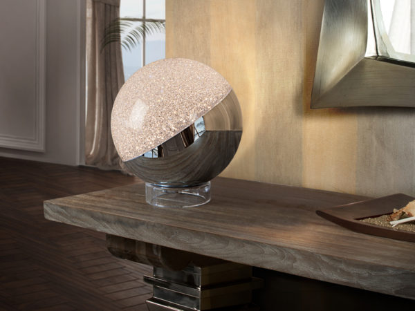 Lampe sphere design