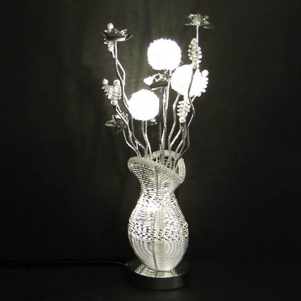 Lampe alu design