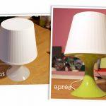 Peindre un lampadaire