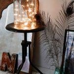 Lampe de chevet decorative