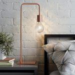 Lampe de chevet design pour chambre adulte