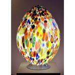 Lampe oeuf design
