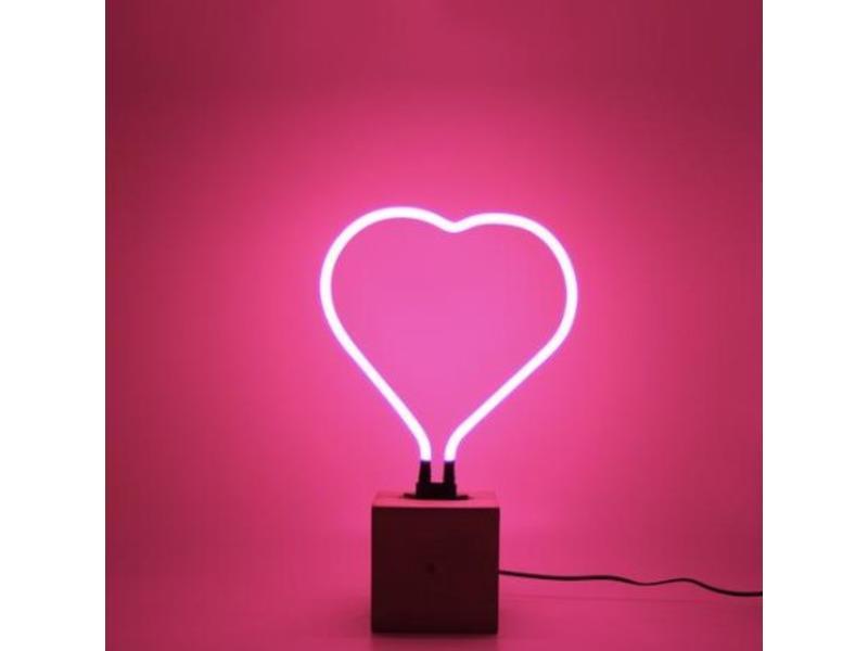 Lampe design néon