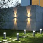 Lampe design exterieur lumin'air géante