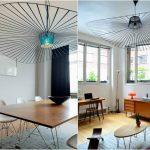Lampe de salle a manger design