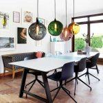 Lampe salle à manger design