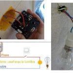 Changer un interrupteur lampe de chevet