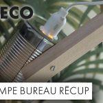 Fabriquer une lampe de chevet avec une boite de conserve