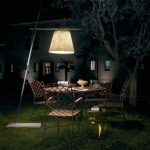 Lampadaire outdoor