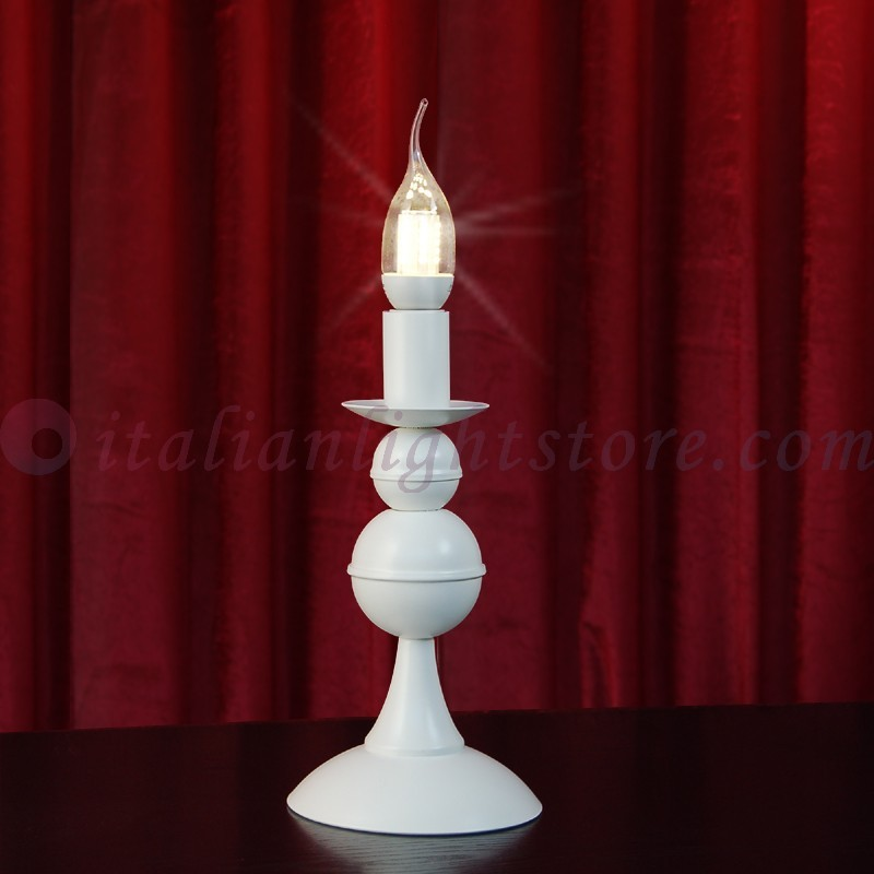 Lampe de chevet style provence