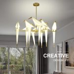 Lampe de bar design