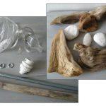 Faire une lampe de chevet avec du bois flotté