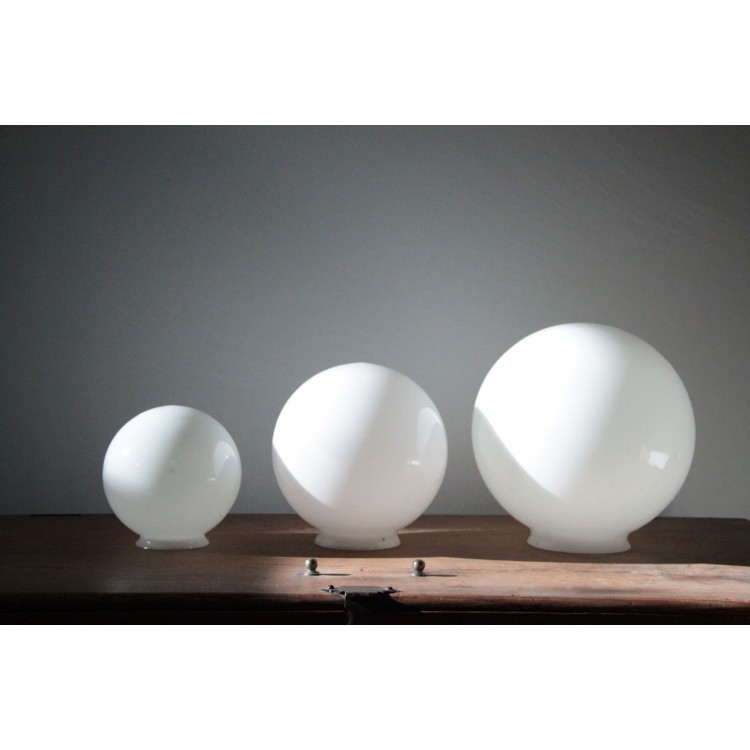Globe pour lampadaire