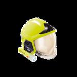 Lampe de chevet casque pompier