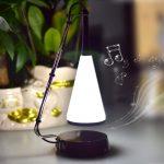 Lampe de chevet musique