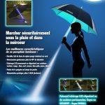 Lampe parapluie design