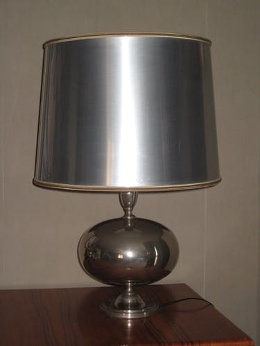 Lampe design barbier
