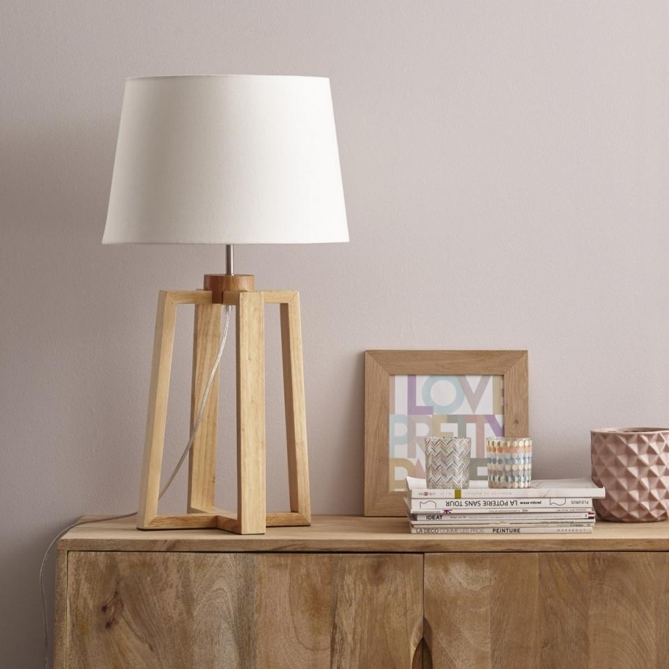 Site lampe design