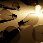Puissance lampadaire salon