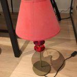 Recyclage lampe de chevet