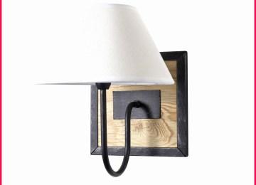 Lampe de chevet grise pas cher