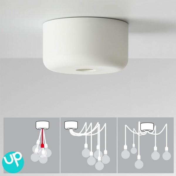 Lampe design fils
