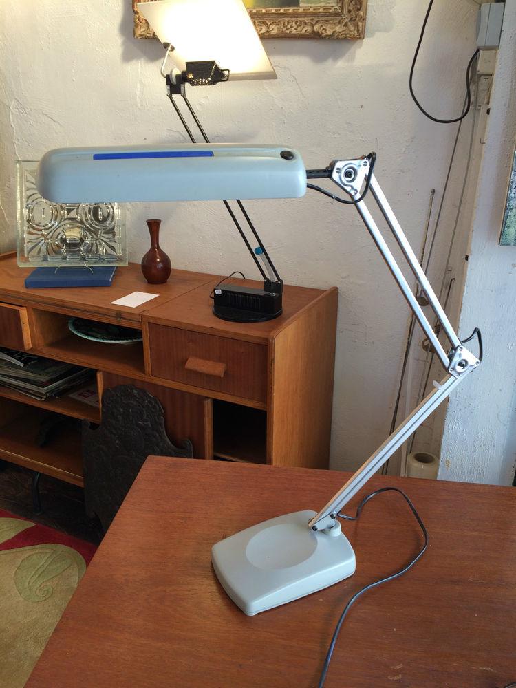 Lampe vintage design scandinave