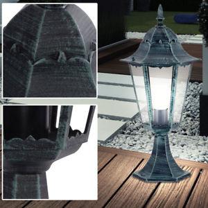 Lampadaire extérieur aluminium