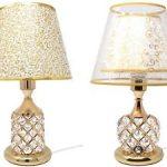 Lampe de chevet gold