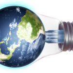 Lampe de chevet planete