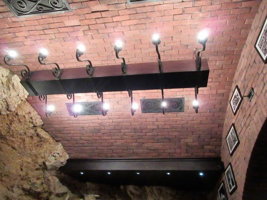 Lampe bar design